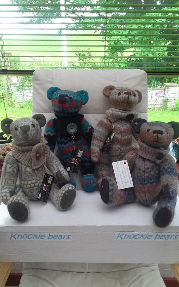 sweater bears